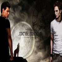 Edward cullen jacob black new moon desktop wallpaper 560